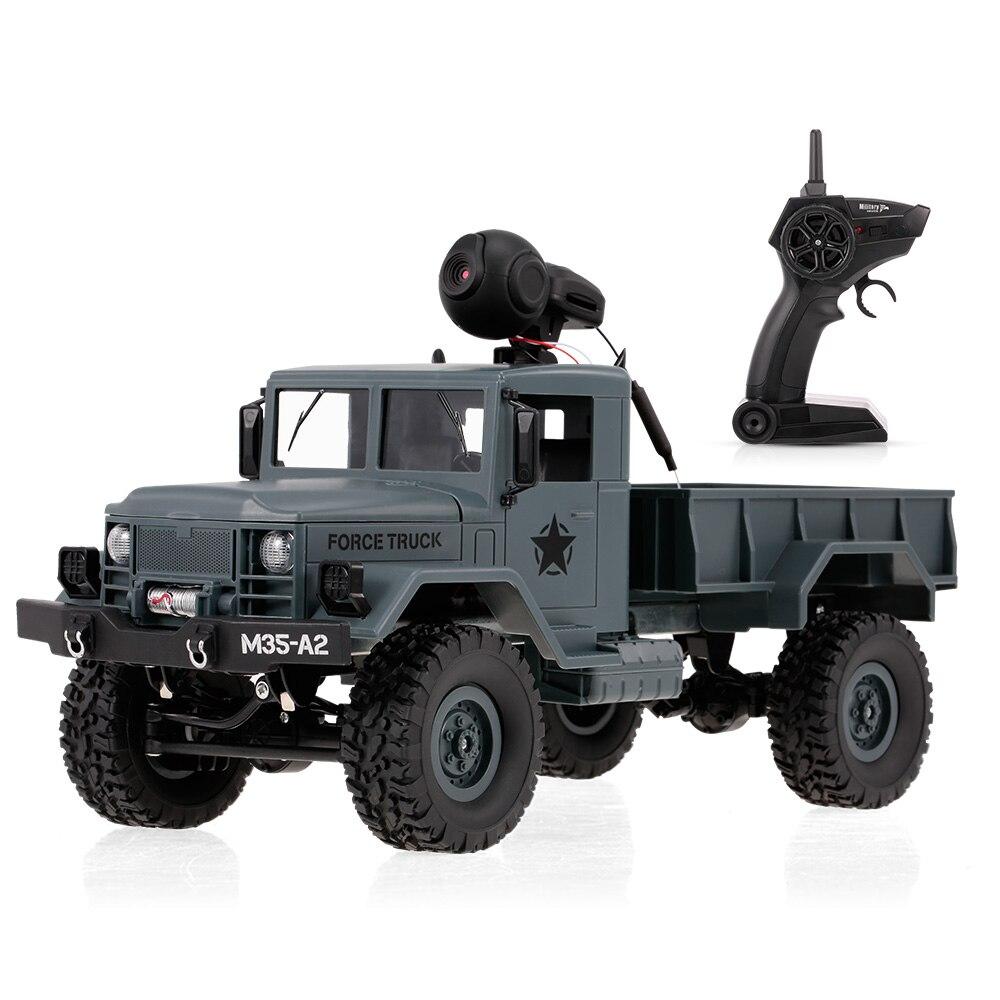 BTN FPV ヘッドライト軍用トラックオフロード 2.4ghz 7