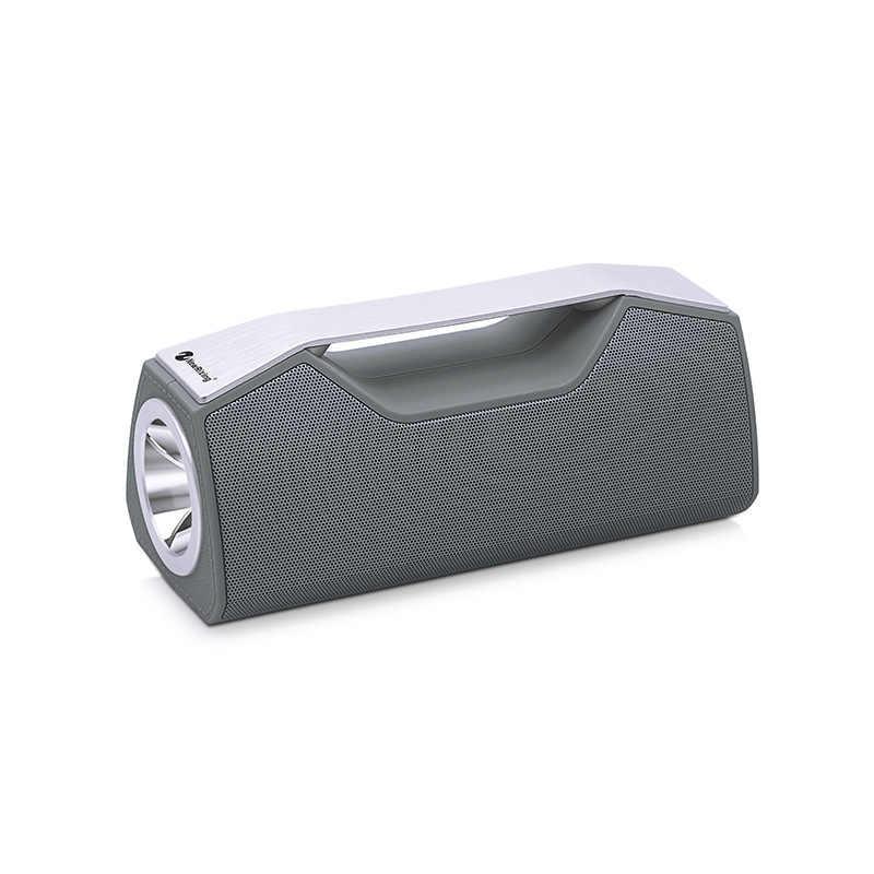 Newrixing Беспроводной Bluetooth колонка, Портативная колонка HIFI компьютер Динамик супер бас сабвуфер USB Soundbar Портативный плеер