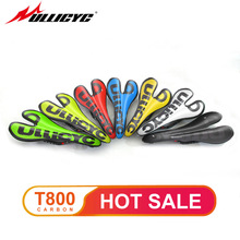 Ullicyc 2019 HOT SALE colorful top-level mountain bike full carbon saddle/ road bicycle saddle/MTB or Road parts/ZD128/free ship цена и фото