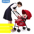 Dibby Baby Stroller High Landscape Carts Can Be Sitting And Lying Two-Way Shock Proof Portable Folding Stroller