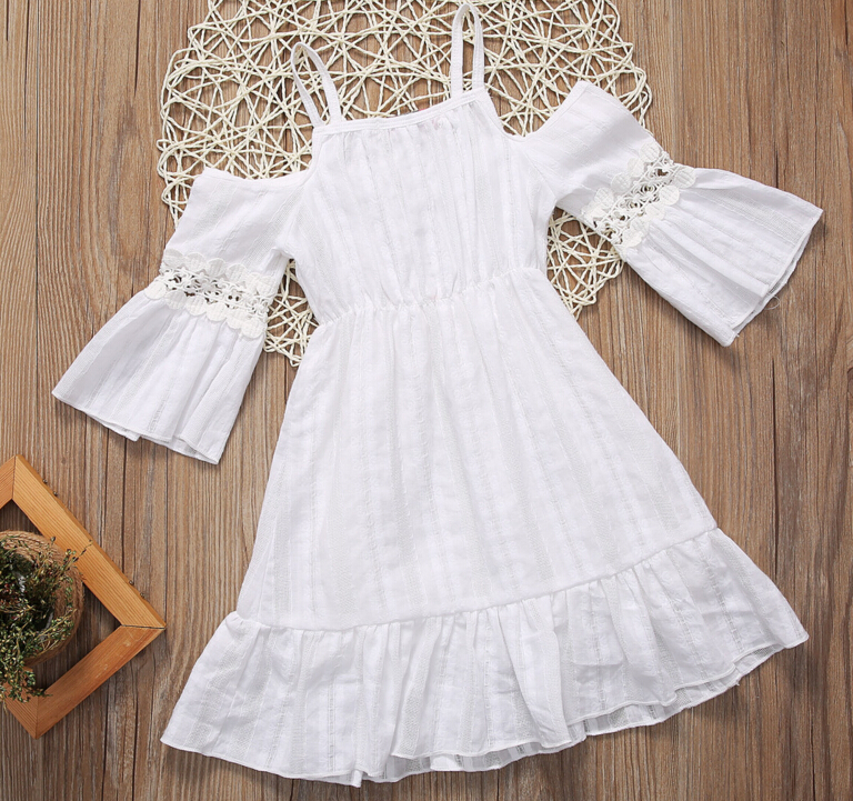Pageant-White-Cute-Lace-Dresses-Girl-Clothes-Summer-Beach-Clothing-Dress-Princess-Kids-Baby-Girls-3