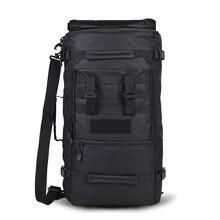 40L Military Tactical Backpack Hiking Camping Daypack Shoulder Bag Men s Hiking Rucksack Back Pack Mochila