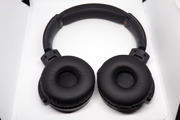 Utilisé, SONY MDR-XB650BT EXTRA BASS Bluetooth NFC casque sans fil Bluetooth casque stéréo sans fil, près de 90% complet nouveau