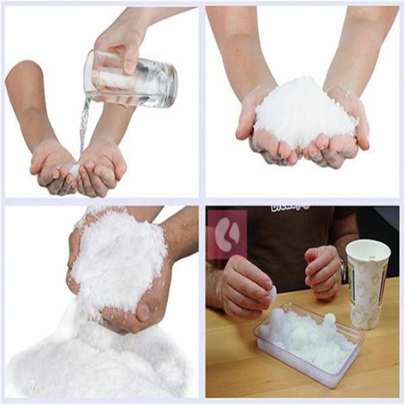 1pcs Child Snow Modeling Clay Slime Fluffy Floam Kids Toys Polymer Educational Safe Cotton Anti Stress Plasticine Gifts