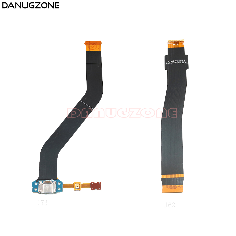 USB Charging Port Connector Plug Charge Dock Jack Socket Flex Cable For Samsung Galaxy Tab 4 10.1 T530 SM-T530 T531 T535