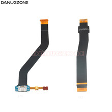 USB Charging Port Connector Plug Charge Dock Jack Socket Flex Cable For Samsung Galaxy Tab 4 10.1 T530 SM-T530 T531 T535(China)