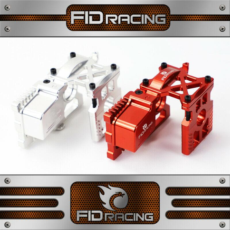Wyścigi FID ze stopu CNC w połowie przekładni zębatej centrum diff uchwyt dla LOSI DBXL e 1/5 rc samochodu w Części i akcesoria od Zabawki i hobby na  Grupa 1
