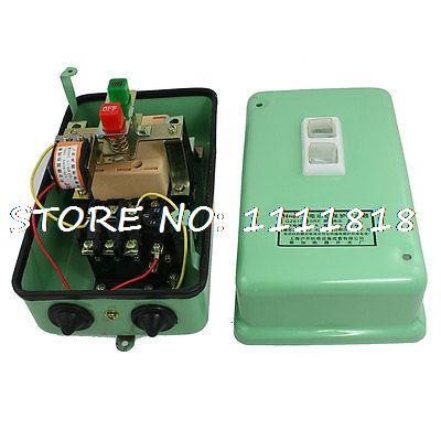 120-430V Shunt Coil Trip 3 Phase Motor Protection Starter 220V 10KW 14-22A 10pcs rjp4301app rjp4301 to 220f 430v
