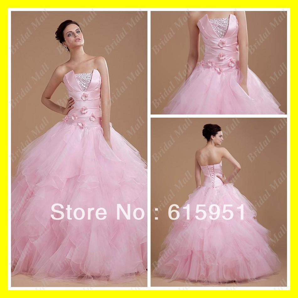 Short Wedding Dresses Quinceanera Under Dollars Long Cheap Prom Big ...