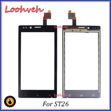 High Quality 4.0 For Sony Xperia J ST26i ST26 Touch Screen Panel Senso