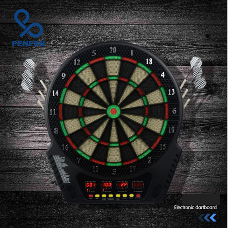 Electronic Dartboard Electronic darts target Automatic Scoring darts disk Soft security Darts