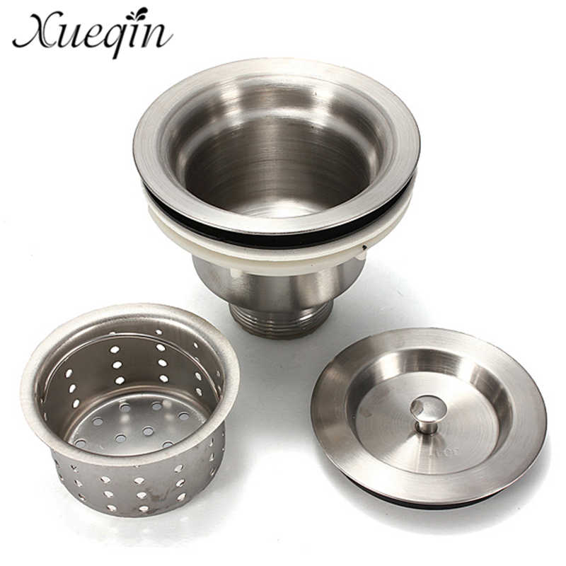 Xueqin Stainless Steel Kitchen Sink Drain Assembly