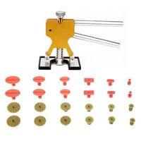 PDR Tools For Car Kit Dent Lifter Paintless Dent Repair Removal Tool Kit Hail Damage Repair Tools Car Body Dent Repair Hand Tool
