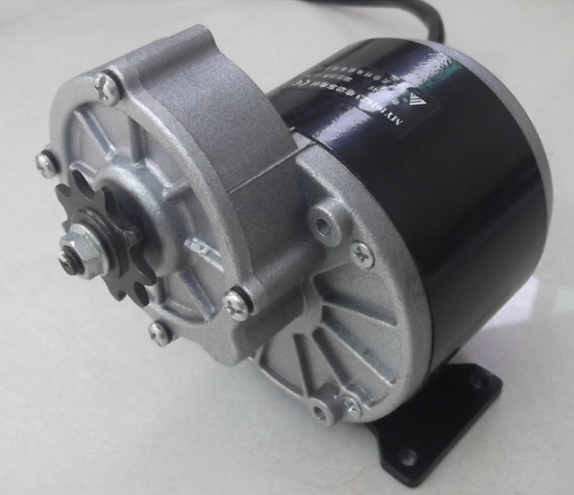 Aliexpress.com : Buy 350w 36 V Gear Motor ,brush Motor