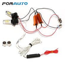 FORAUTO Car Turn Signal Light 1156 42 LEDs Auto font b Lamp b font 2 In