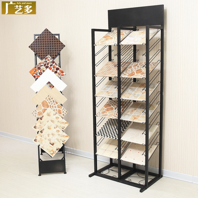 Iron carving Yiyuan tile frame display 300 ceramic tile floor tile ...