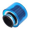 35mm/39mm azul/vermelho sistema de limpeza do filtro do ar de admissão para honda yamaha suzuki kawasaki da motocicleta substituição vagens de ar peças do motor