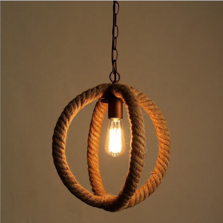 Artistic Light Fixtures Online Get Cheap Rope Light Bulbs Nordic
