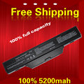 5200 MAH Laptop Battery For HP/Compaq 510 511 610 Business Notebook 6720s 6730S 6735S 6820S 6830S 6720s/CT 6730s/CT 500764-001