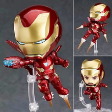 Avengers Endgame Iron Man Mk50 Ironman Mark50 988 Cartoon Toy Action Figure Model Doll Gift
