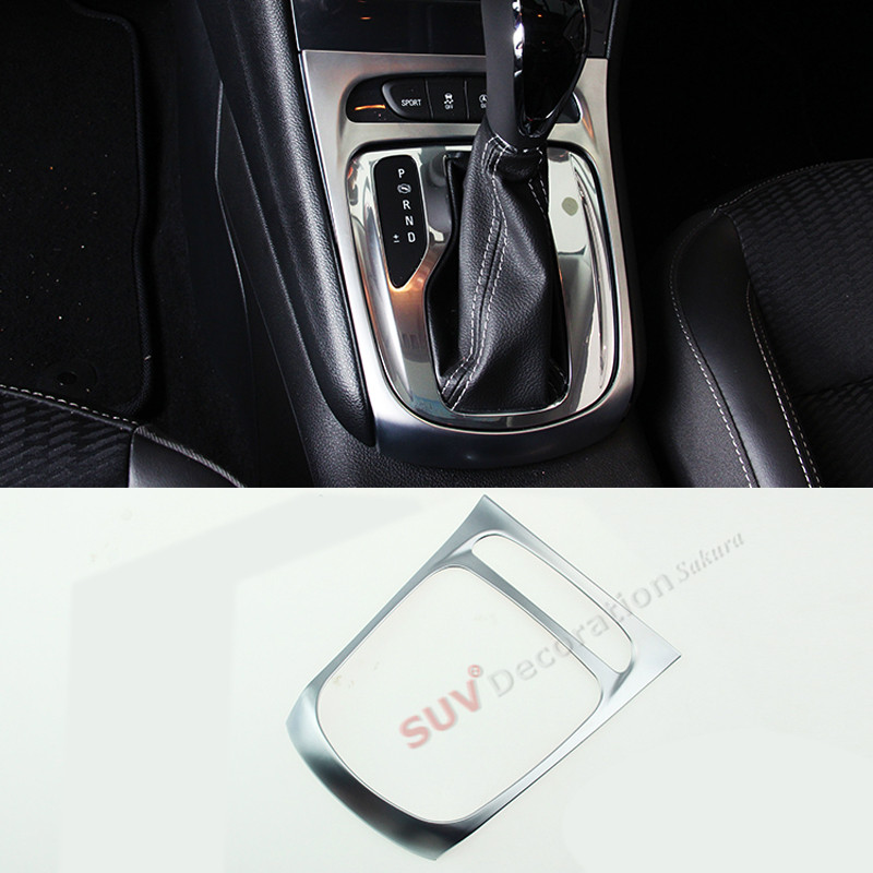 Interior Middle Console Cover Trim Molding Garnish For Buick Envision 2014-2016
