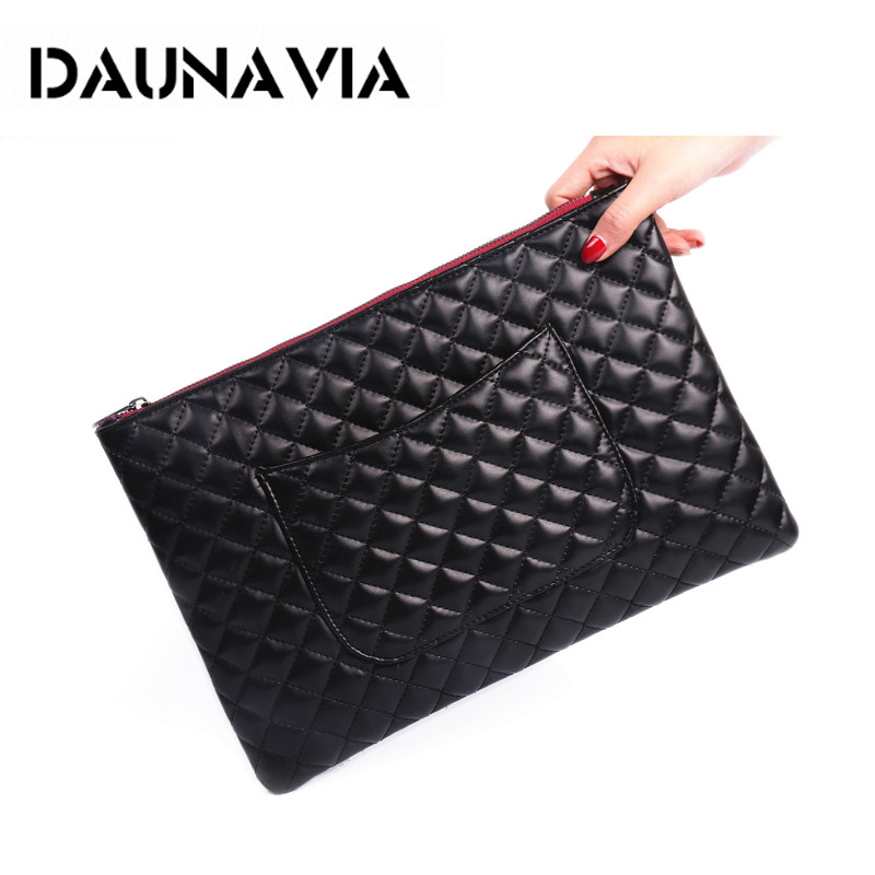 SWDF New PU Leather Envelope Clutch Bags Cartoon Printing Day Clutches Purse Small Chain Bag Women Cross Body Bag For Girl Wrist