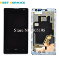 5Pcs/lots For Nokia Lumia 1020 LCD Display with Touch Screen Digitizer Assembly + Frame Black Color Free Shipping