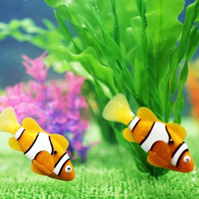 Colorful Robotic Pet Fish  2