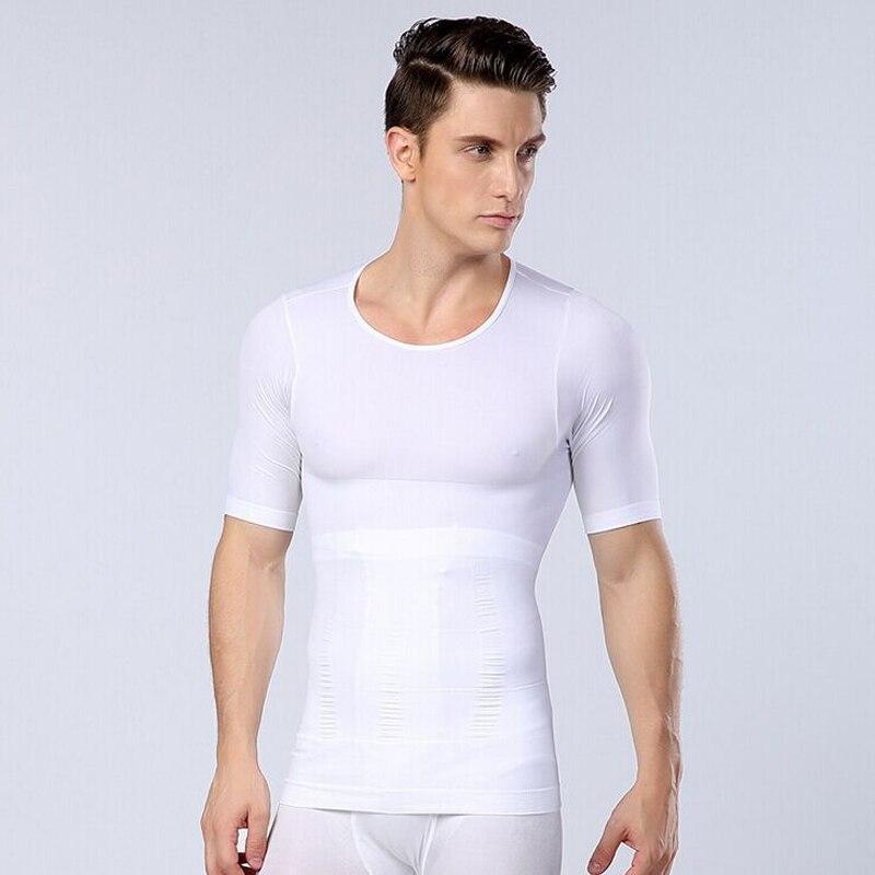 Sport Fitness Neoprene Breathable Elastic Slimming Vest Men Tummy Slimming Corset Waist Trainer Fat Burning Weight Loss Corset