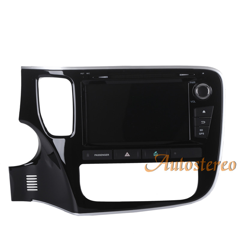 Best Android 9 Car GPS navigation Car DVD player For Mitsubishi OUTLANDER 2014 2015 2016 2017 multimedia radio tape recorder headunit 9