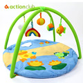 Cartoon Baby Play Mat Baby Toy 0-1 Year Game Tapete Infantil Educational Crawling Mat Gift Play Gym Blanket Puzzle Carpet Toys