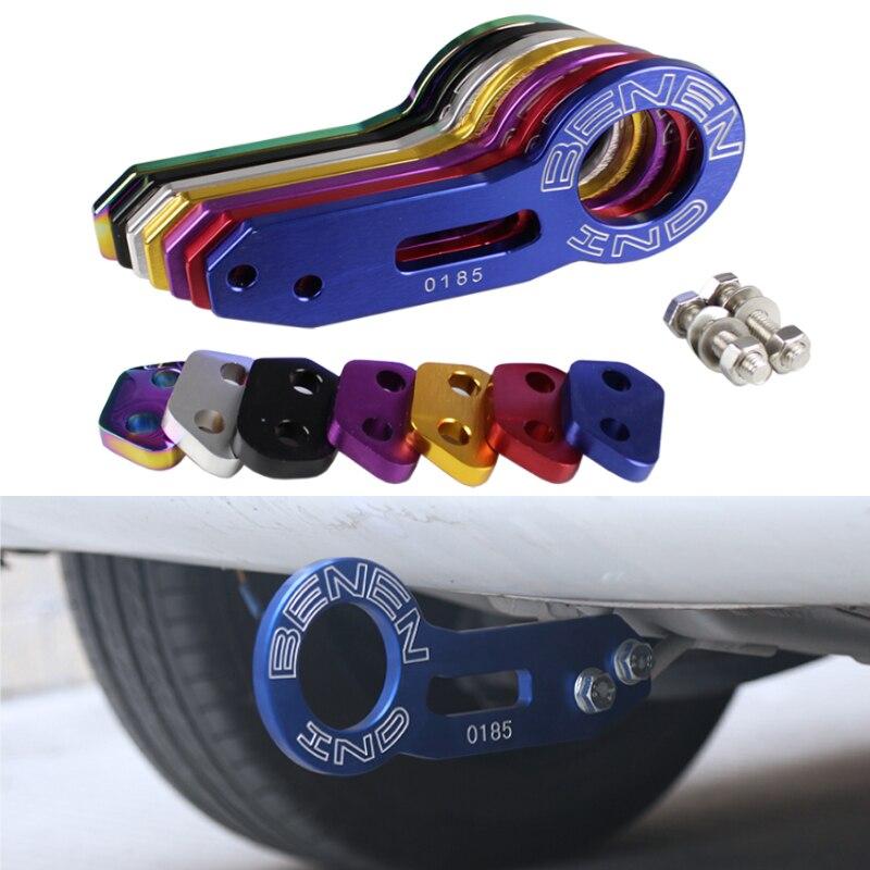 RASTP Wyścigi Tylny Hak Holowniczy Aluminium Stop Tylny Hak Holowniczy RS-TH002