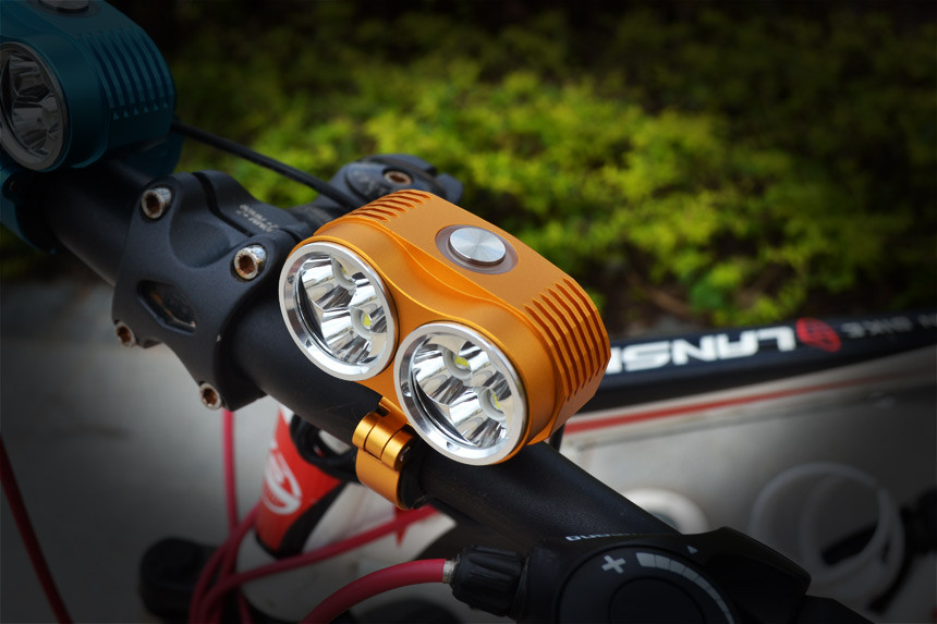 Bike Light Waterproof Flashlight for Bicycle Handlebar LED Bike Lihgts 10000lm T6 Bicycle Accessories