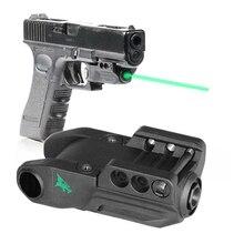 vista Sensor verde Laserspeed