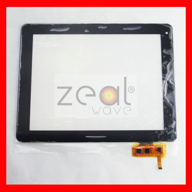 W247 9.7 inch Tablet Touch 3008-0282 CT097GG017-00 3008-0037 FPCA09700900-000 Tablet Capacitive Touch Screen Panel Free Shipping