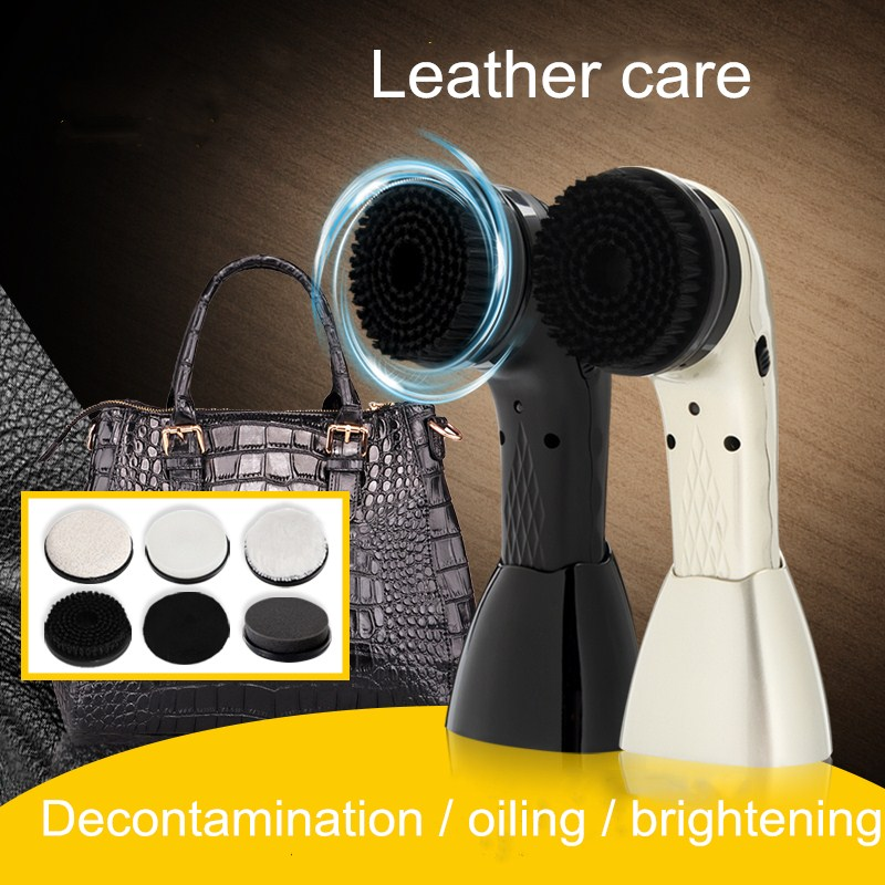USB Charge Household Handheld Automatic Shoe Cleaning Brush Car Seat Cleaner recharge electric shoe polishing equipment household handheld automatic shoe cleaning machine brush car cleaner device