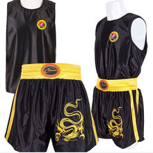 Children/'s Martial Boxing Set Sanda Clothing Boxing Shorts Boys Girls Adult