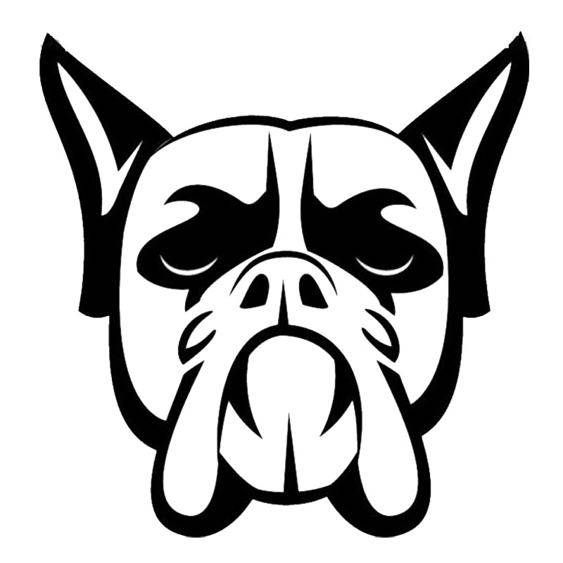 Black Cat Head Icon