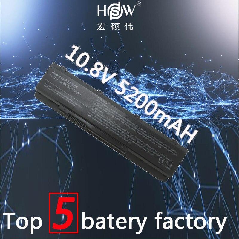 HSW 5200MAH batería para laptop para Asus N45 N45E N45F N45J N45S - Accesorios para laptop
