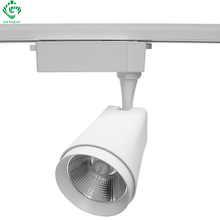 Track Lighting 20W COB LED Track Light For Store Shop Kitchen Home Rail Spotlight Equal 200w Halogen Lamp modern Lighting