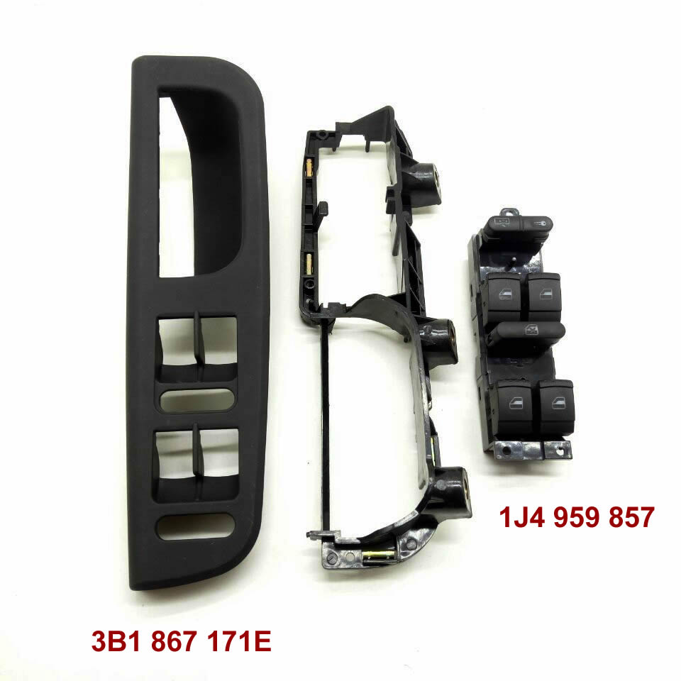 SKTOO For Volkswagen Vw Passat B5/bora/glof 4 Drive Link Lifter Switch Armrest Box Base