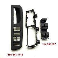 SKTOO для Volkswagen vw passat B5/bora/glof 4 диска ссылку атлет переключатель подлокотник окно базы