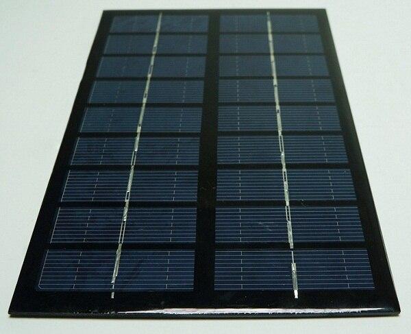 Hot Sale 10pcs Lot 3w 9v Small Solar Cell Module