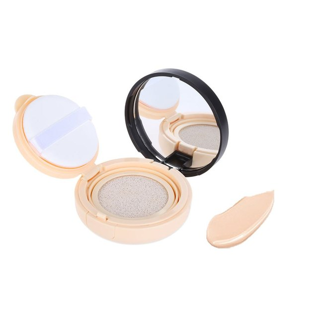 New Arrival Facial Moisturizing Long Lasting Foundation Makeup Air Cushion Bb Cream Long Lasting Without Darkening For 12 Hours