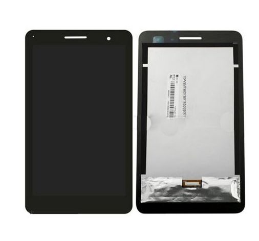 LCD Display and with Touch Screen Screen For HUAWEI MediaPad T1 7.0 701 701U 701UA T1-701 T1-701UA T1-701U  Digitizer Assembly srjtek for huawei t1 821l t1 821w t1 823l new lcd display screen touch screen digitizer glass replacement