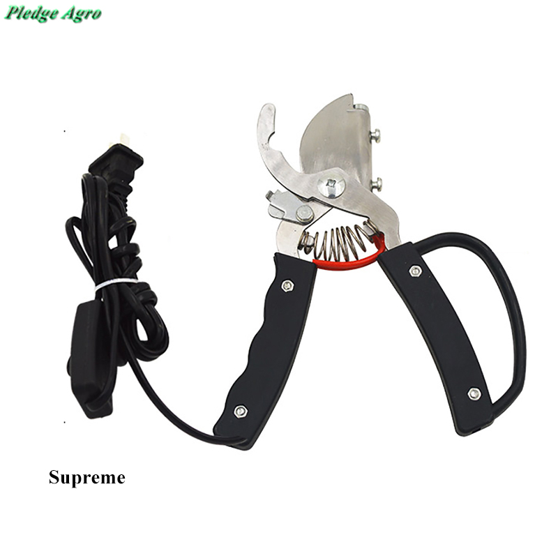 Image 4 - Piglet tail cut electric heating clamp docked tail plier for piglet bloodless piggery farm cutter farming equipment tools vet-in Feeding & Watering Supplies from Home & Garden