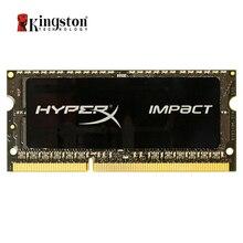 キングストン HyperX 衝撃 RAM DDR3 DDR3L 4 ギガバイト 8 ギガバイト 1600MHz CL9 SODIMM 1.35V ノートパソコンのメモリ HX316LS9IB/ 8 黒