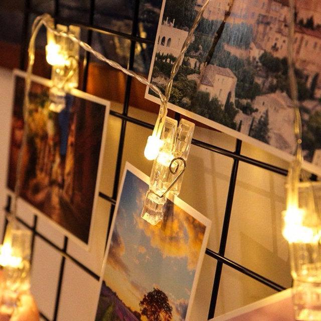 Photo String Lights