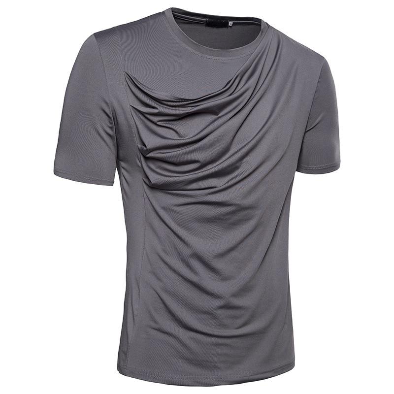 Summer Men's Fashion tshirts Casual Comfortable Breathable New Short Sleeve T-shirt mens clothing t shirts