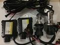 55W xenon H4 HID KIT H4-3 H13 9004 9007 xenon kit 4300k 5000K 6000k 8000k 10000k 30000K kit xenon lamp H4 xenon